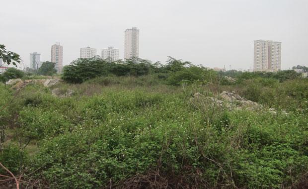 Dự án nghìn tỷ thành bãi chứa phế thải